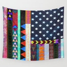 Boho America Wall Tapestry