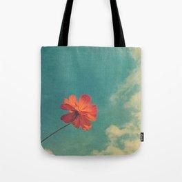 Flutter, Float, Fly Tote Bag