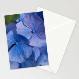 Blue Hydrangeas #2 # #art #society6 Stationery Cards