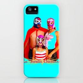 La Familia Chicharron iPhone Case