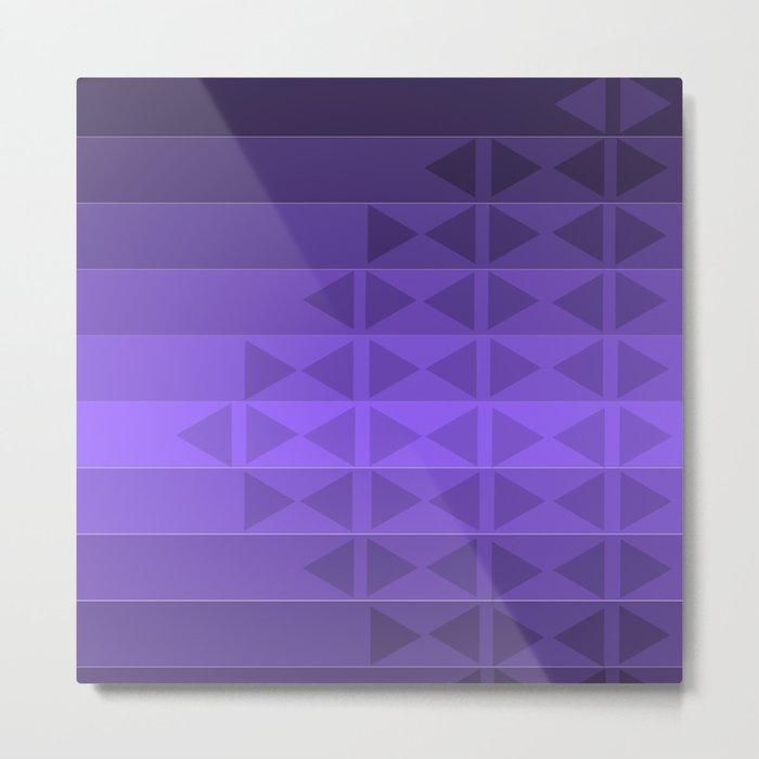 Purple Reign Metal Print