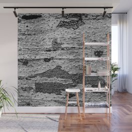 Tree Texture Camouflage Pattern Wall Mural