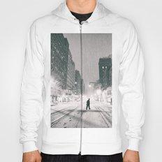 New York City - Snowstorm Hoody
