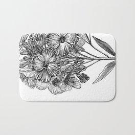 The Flower Bath Mat