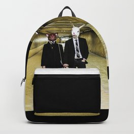 Rabbit And The Fox - TUNNEL Backpack