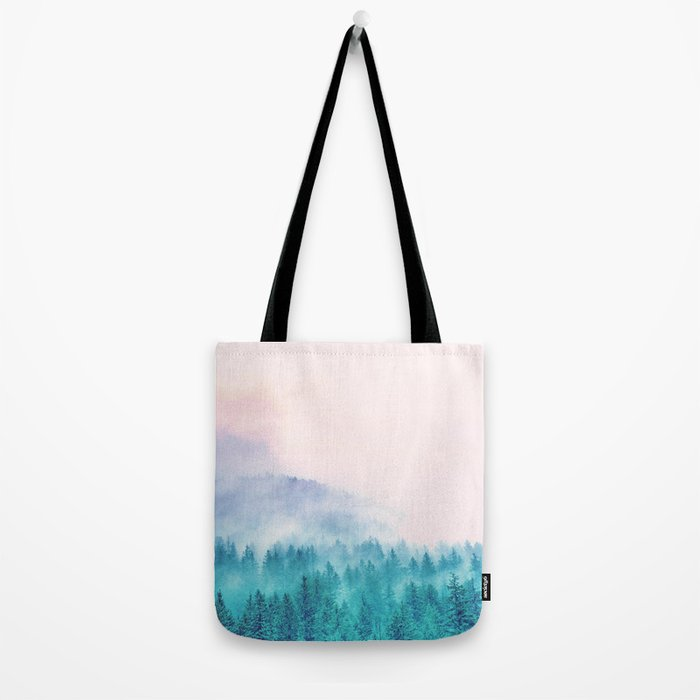 Popsicle Forest Tote Bag