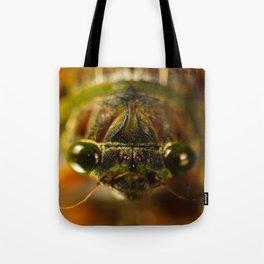 Cicada Chaos Tote Bag
