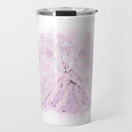 Rococo Marie Travel Mug