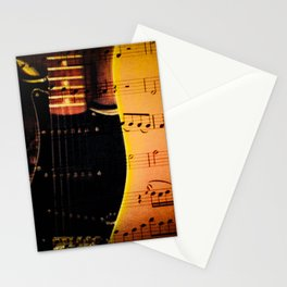 JUST GUITARS Stationery Cards