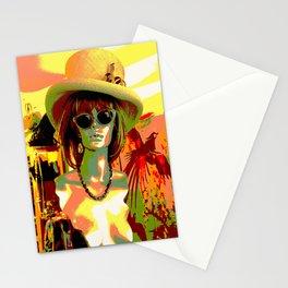 Vintage: Mad Hatter Stationery Cards