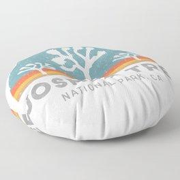 Joshua Tree National Park California Floor Pillow