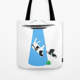 Unlikely Hero Tote Bag