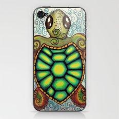Baby Sea Turtle iPhone & iPod Skin