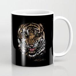 Tiger Face (Signature Design) Coffee Mug