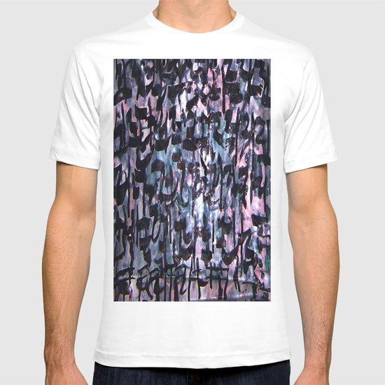 GLYPHS OF XANADU4 T-shirt