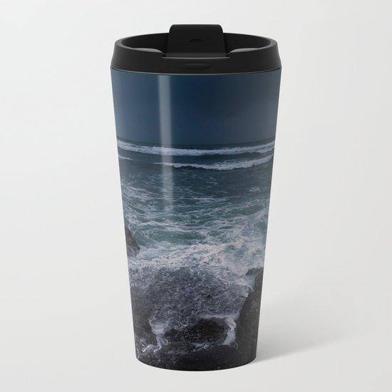 BEACH DAYS XXXIII Metal Travel Mug