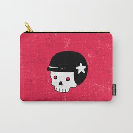 skull dude Carry-All Pouch