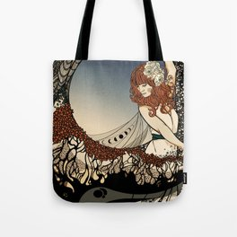 BIG, BLUE, BEAUTIFUL Tote Bag
