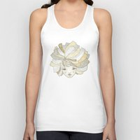 ginger Tank Tops featuring Ginger by Natalia Ogneva