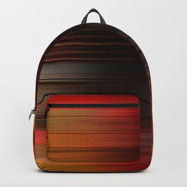 """""""Abstract Autumn Porstroke (Pattern)"""" Backpack"""