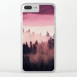 i miss you Clear iPhone Case