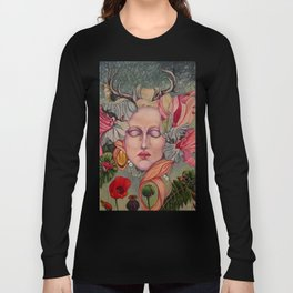 Natures Lament, Any Regrets? Long Sleeve T-shirt