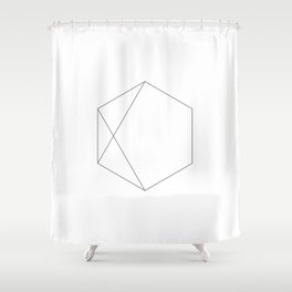 Love & Harmony Shower Curtain