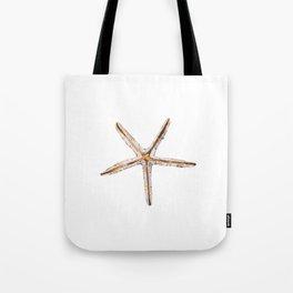 Blonde starfish Tote Bag