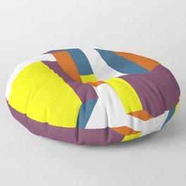 Poligonal 175 Floor Pillow