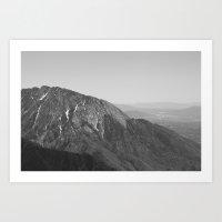 heroes of olympus Art Prints featuring Mt. Olympus by JonHackbarthPhoto