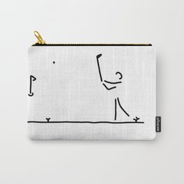 golfer to golfs beat off Carry-All Pouch