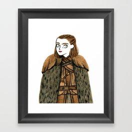 No one Framed Art Print
