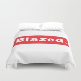 Blazed Duvet Cover