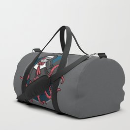 Sister Octopus Duffle Bag
