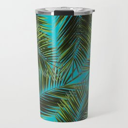 The Style Of Leaves Travel Mug
