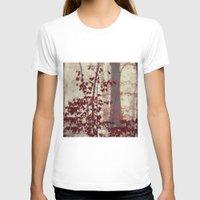 silent T-shirts featuring Silent Days by Dirk Wuestenhagen Imagery