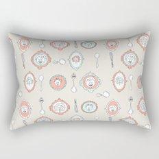 Spoon Koalas Rectangular Pillow