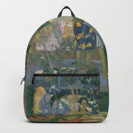 Paul Gauguin - Ia Orana Maria (Hail Mary) (1891) Backpack