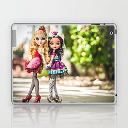 Ever After - Apple White and Madeline Hatter Laptop & iPad Skin