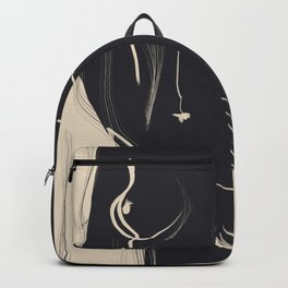 Abstract Art Nude 5 Backpack