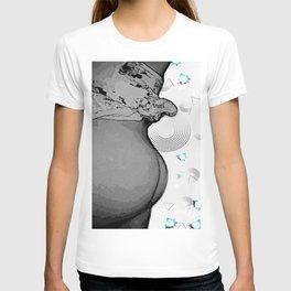 BLACK & BLANCO T-shirt