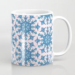 Sacred Geometry Snowflake Mandala Coffee Mug