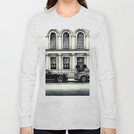 THE STREET OF LONDON IN GREYS Long Sleeve T-shirt