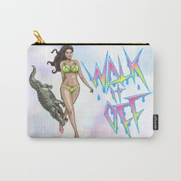 WALK IT OFF Carry-All Pouch
