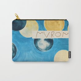 Cy Twombly Ceiling Carry-All Pouch