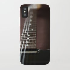 Up close Tele Slim Case iPhone X