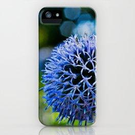 'Purple Thisel' iPhone Case