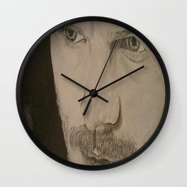 Paul Spector. The Fall Wall Clock