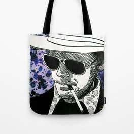 Hunter S. Thompson, Bat Country Tote Bag