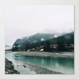 Tucked Away  Canvas Print